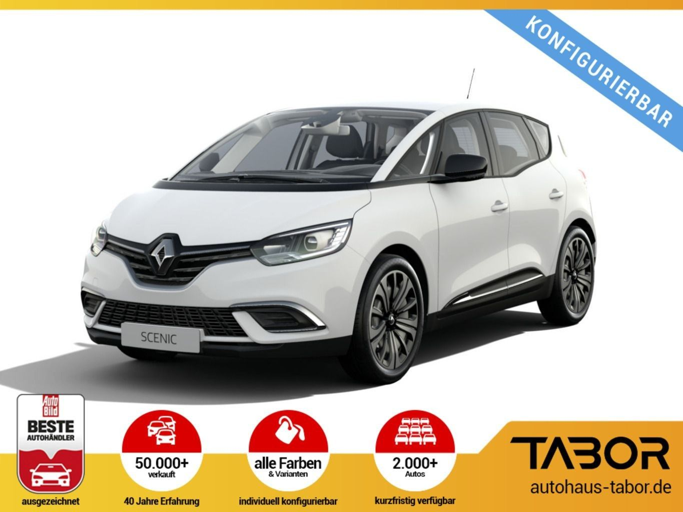 RENAULT Scenic BUSINESS EDITION TCe