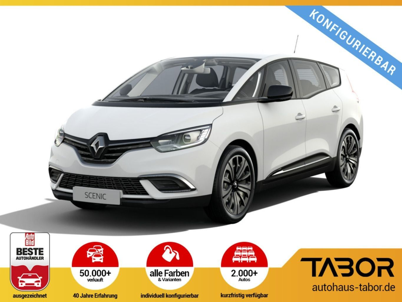 RENAULT Grand Scenic INTENS TCe