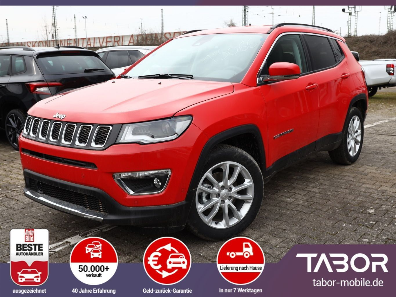 JEEP Compass 1.3 130 Limited
