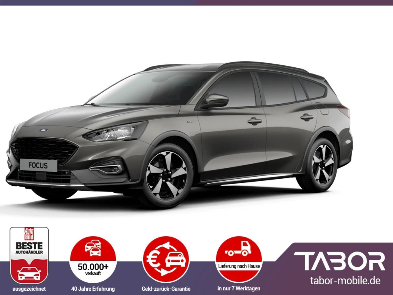FORD Focus SW 1.0 EcoBoost