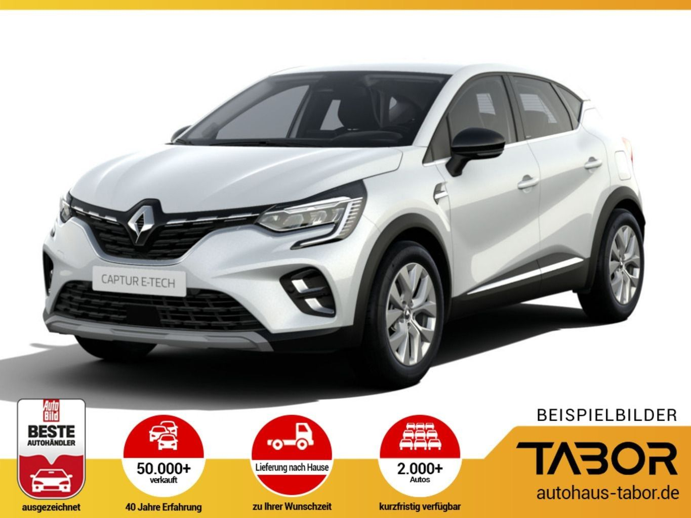 RENAULT Captur Intens E TECH