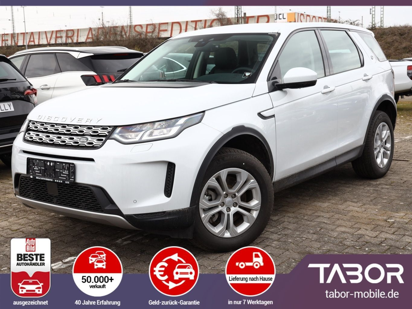 LAND ROVER Discovery Sport P200 AWD
