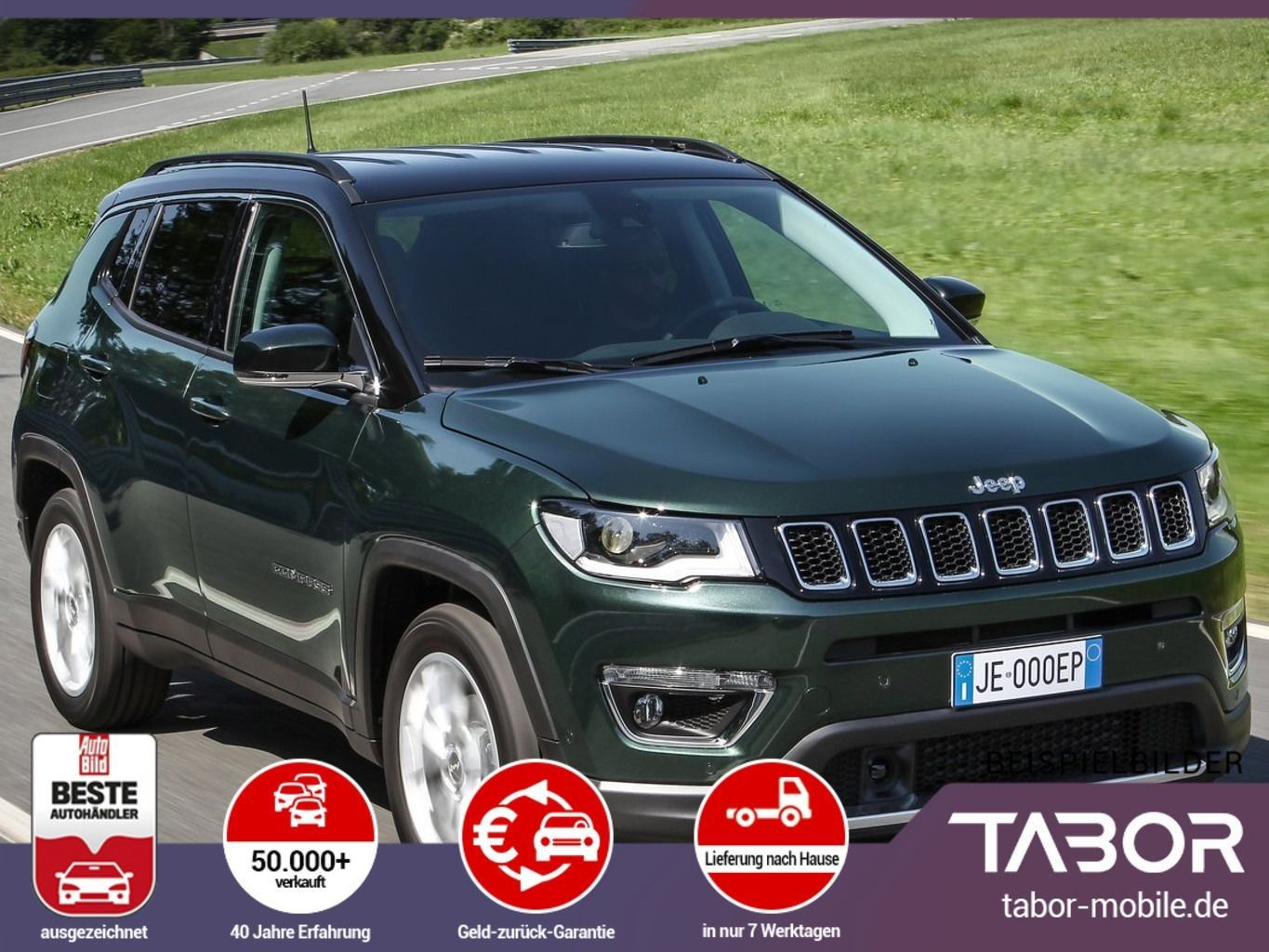 JEEP Compass 1.3 GSE 150