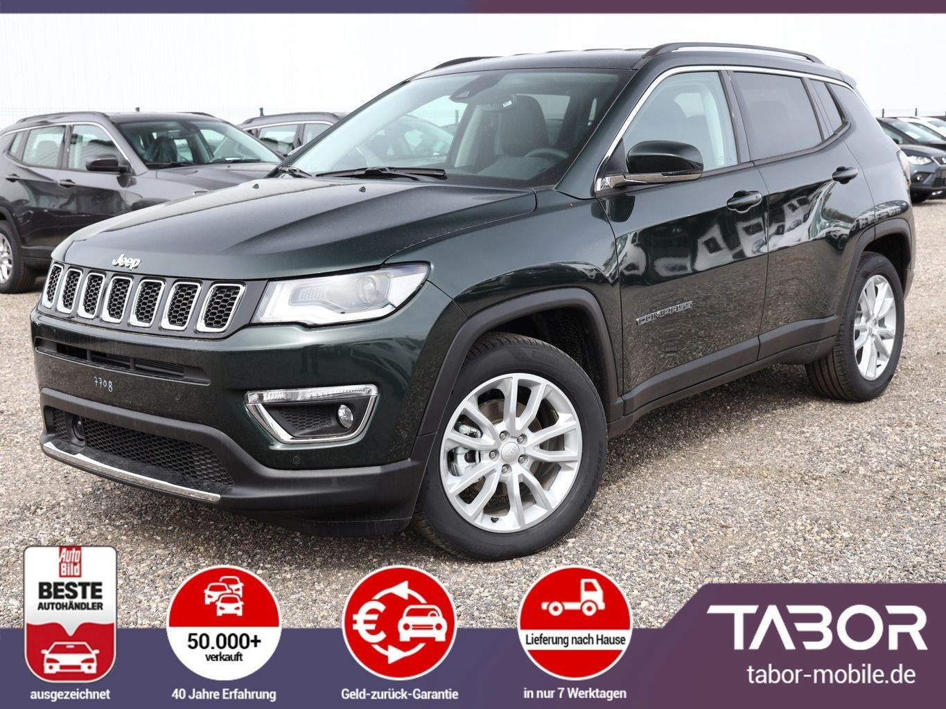 JEEP Compass 1.3 DCT Limited
