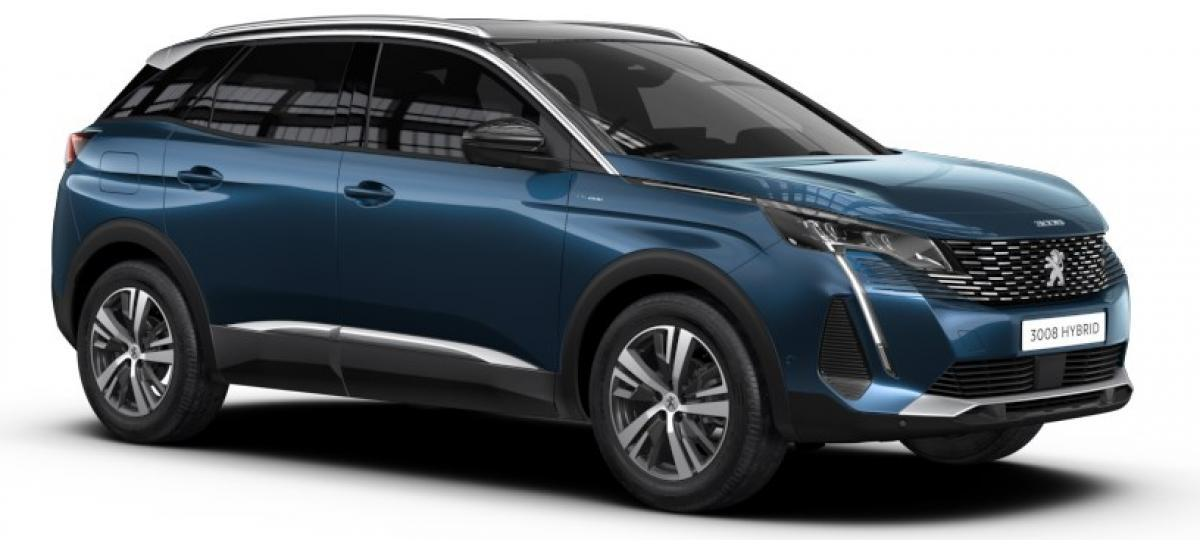PEUGEOT 3008 Roadtrip HYBRID 225