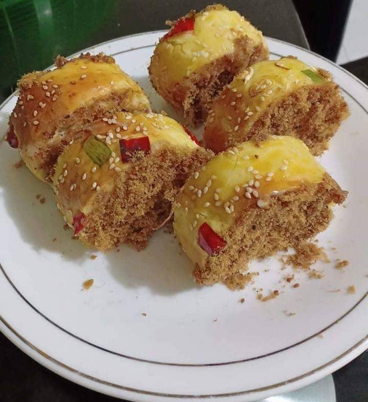 Resep Roti Gulung Abon Breadtalk Ala Rumahan, Hasilnya Gurih Dan Lembut