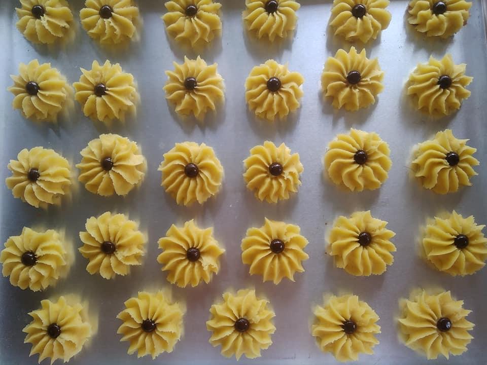Resep Kue Semprit Lembut dan Renyah, Cuma 3 Bahan