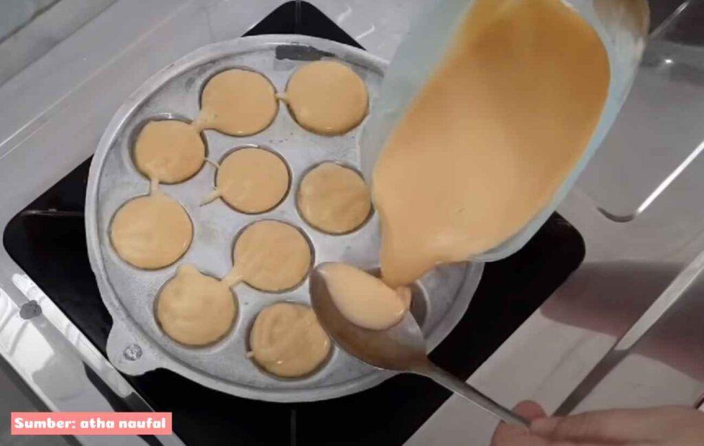 Resep Kue Cubit Cuma 1 Telur Sangat Ekonomis dan Lezat