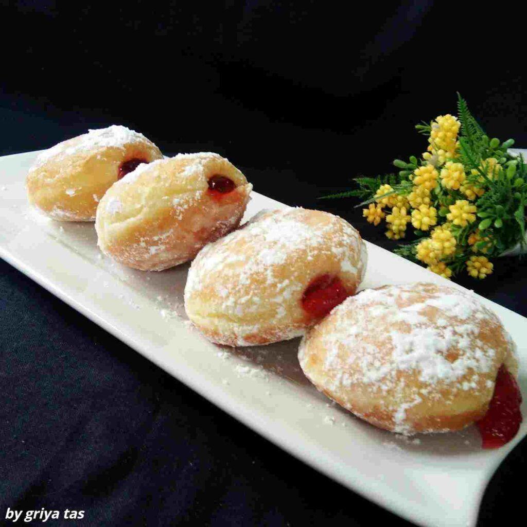 Resep Bombolin Vla Strawberry