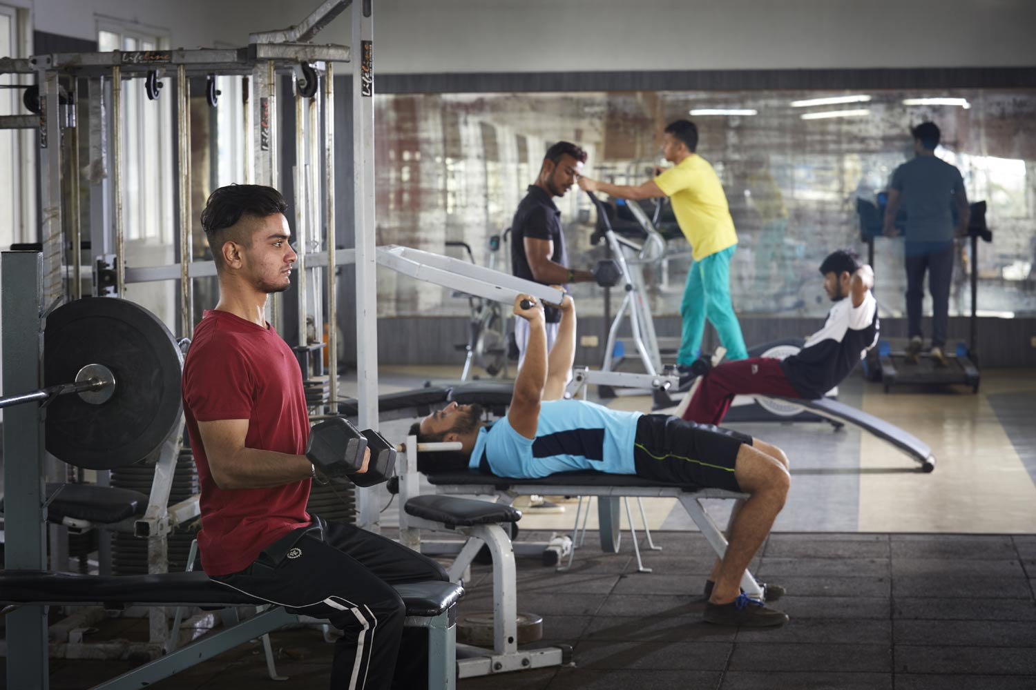 We care about your Health and Fitness