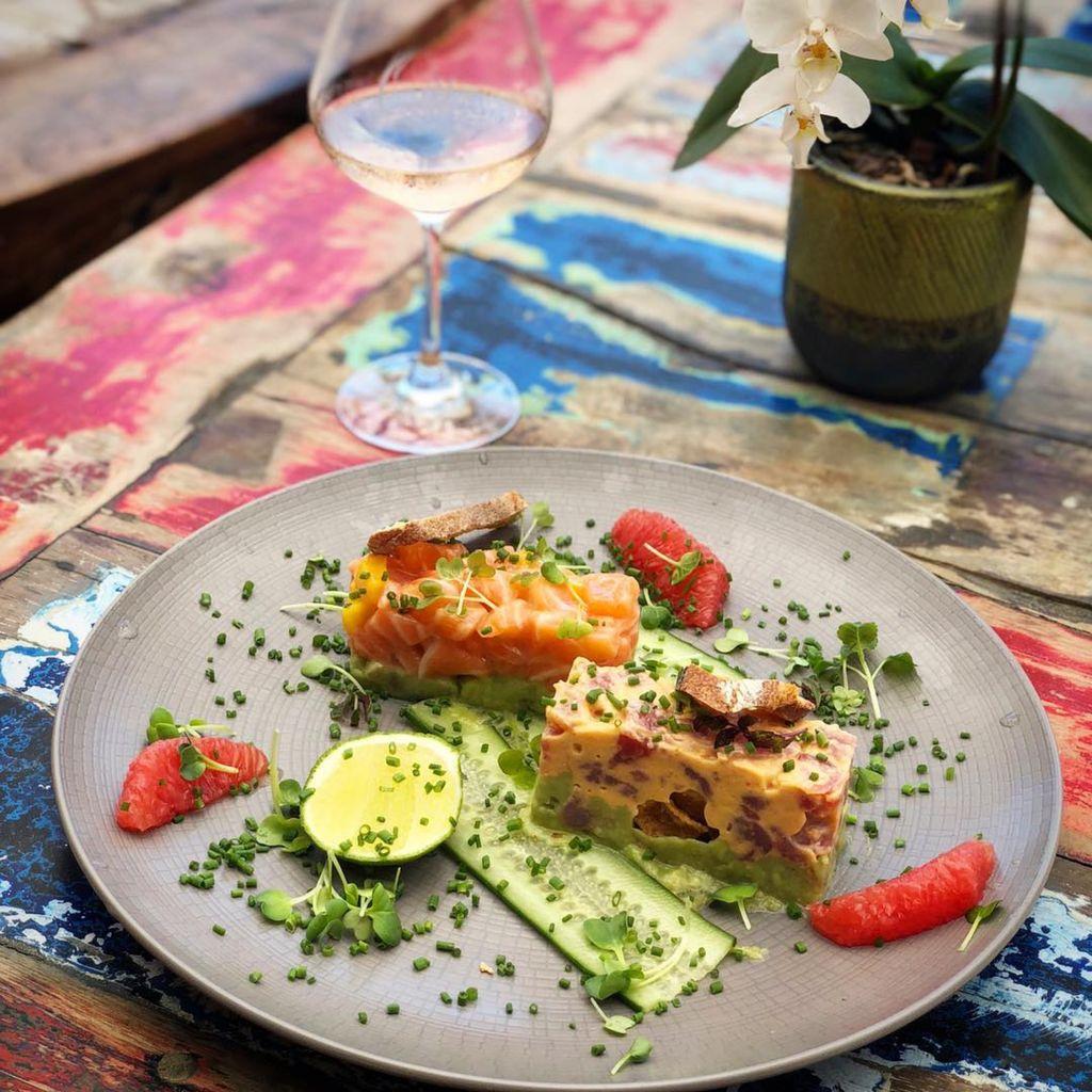 Photo d'un plat de l'Hemingway