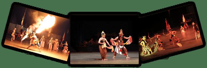 Ramayana Ballet di Candi Prambanan Temple