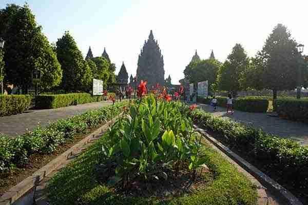 Obyek Wisata Budaya di Jogja
