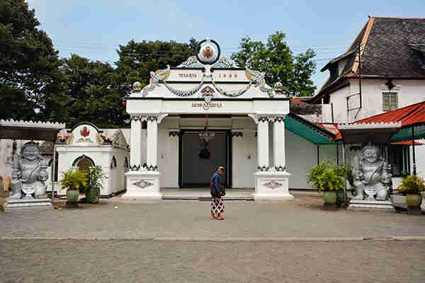 Wisata Heritage Jogja: Keraton Yogyakarta