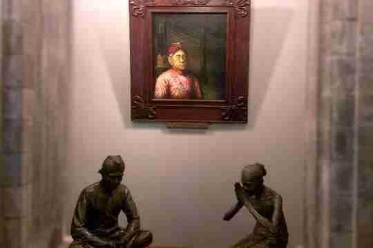Tempat Wisata Edukasi Anak di Jogja: Museum Ullen Sentalu