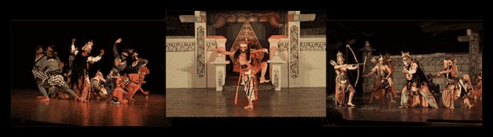 Ramayana Ballet di Purawisata