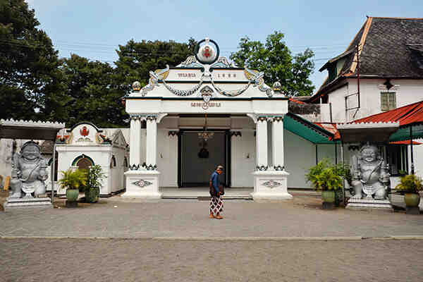 Tempat Wisata Heritage cocok untuk pendidikan Anak di Jogja: Keraton Yogyakarta
