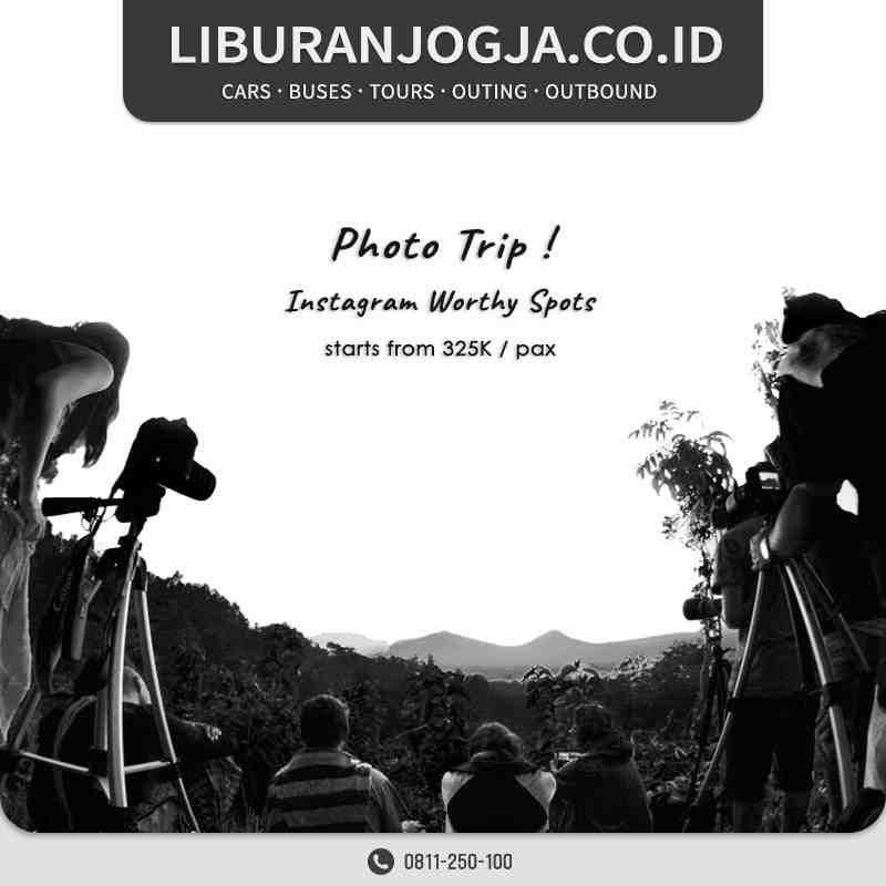 Jogja Photo Trip - Instagram Worthy Spots