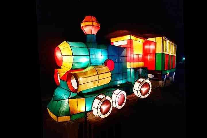 Tempat Wisata Khusus Anak-anak di Jogja: Taman Pelangi (Taman Lampion) Jogja