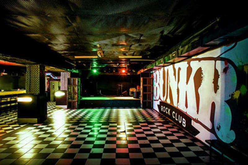 Bunkr MusicClub - Galerie
