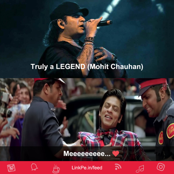 Mohit Chauhan - The legend of Indian Music