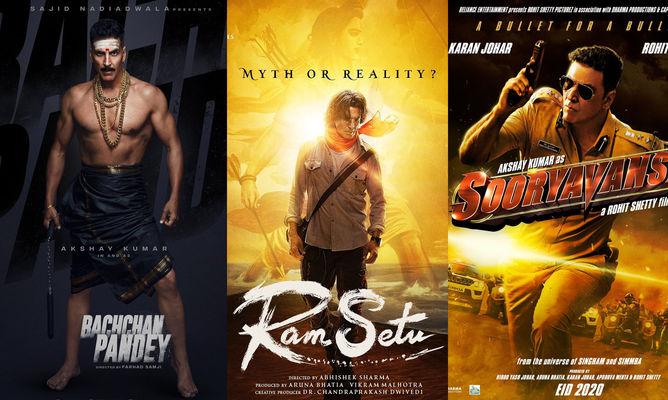 अक्षय कुमार की वो फिल्में जो 2021 में सिनेमाघरों में दस्तक देगी