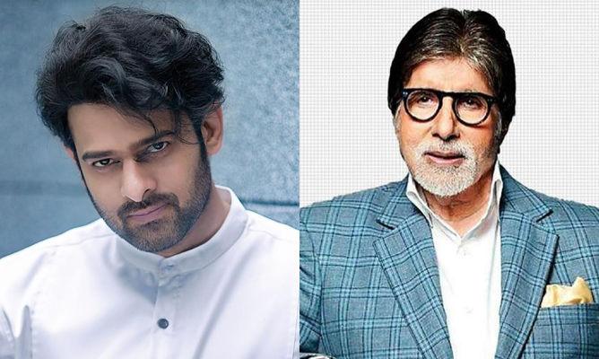 बाहुबली स्टार प्रभास की फिल्म में दिखेंगे अमिताभ बच्चन, इंस्टाग्राम पर पोस्ट कर व्यक्त की ख़ुशी