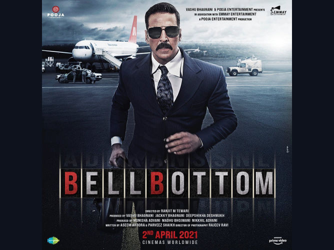 Bell Bottom movie poster - LinkPe