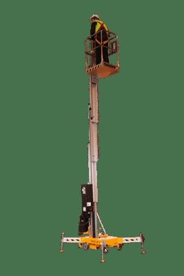 HAULOTTE QUICK-UP LAGANA VERTIKALNA PLATFORMA 8M