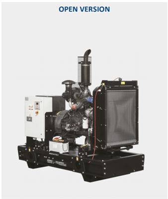 CGM Agregat (Izvedbe od 150 do 990 kVA) Motor Doosan