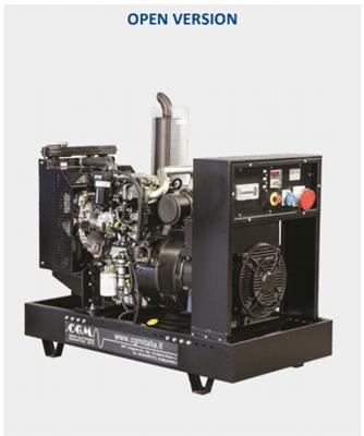 CGM Agregat (Izvedbe od 18 do 2750 kVA) Motor Baudouin
