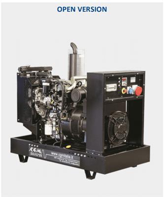 CGM Agregat (Izvedbe od 30 do 660 kVA) Motor FPT