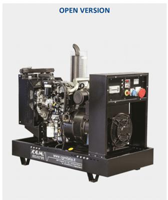 CGM Agregat (Izvedbe od 380 do 2640 kVA) Motor Cummins