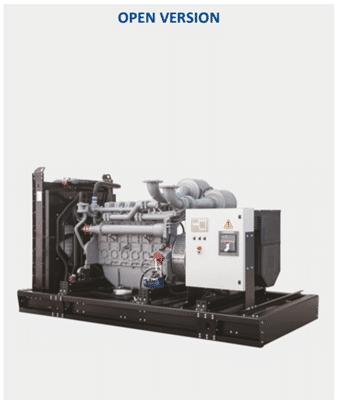 CGM Agregat (Izvedbe od 450 do 3355 kVA) Motor MTU