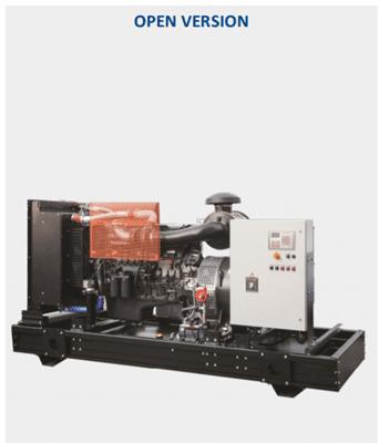 CGM Agregat (Izvedbe od 380 do 2640 kVA) Motor Mitsubishi