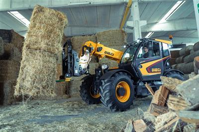 DIECI AGRI MAX 65,8 VS EVO2 GD