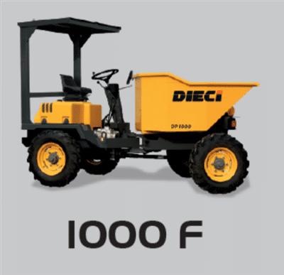 DIECI DUMPER 1000 F