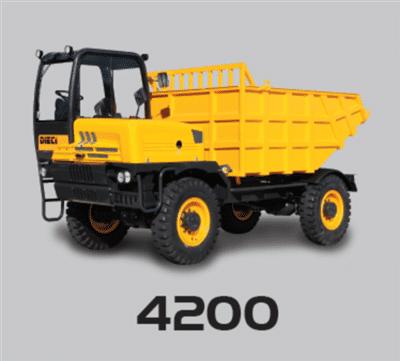 DIECI DUMPER 4200