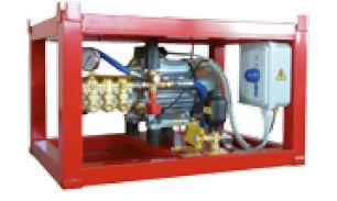 FIORENTINI Industrijski tlačni perač na hladnu vodu