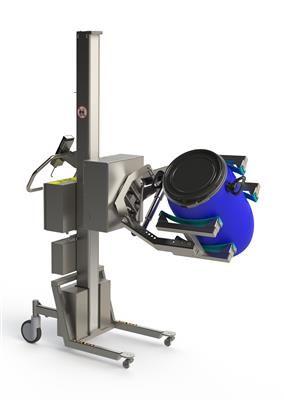ELEKTRIČNA rotacijska jedinica 80 kg/pharma