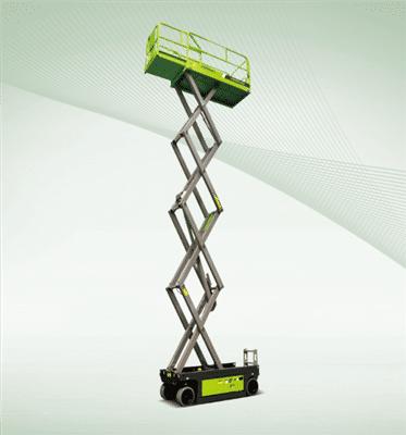 Zoomlion elektro vertikalna platforma 10m DC