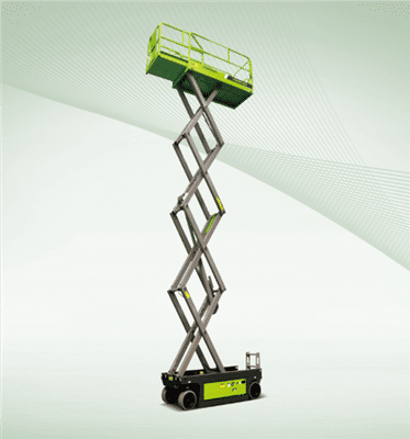 Zoomlion elektro vertikalna platforma 10m HD