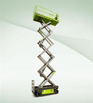Zoomlion elektro vertikalna platforma 11,8m HD