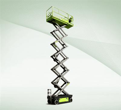 Zoomlion elektro vertikalna platforma 13,8m DC