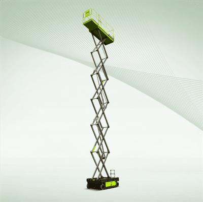 Zoomlion elektro vertikalna platforma 15,7m HD