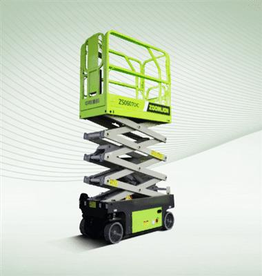 Zoomlion elektro vertikalna platforma 7,87 m HD-Li