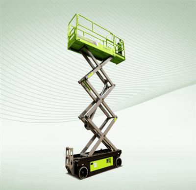 Zoomlion elektro vertikalna platforma 8m DC-Li