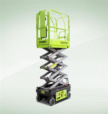 Zoomlion elektro vertikalna platforma 6,5 m DC