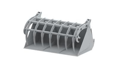 Multifunkcijska korpa XXL- A403 (6 zuba, 1,60 m3)