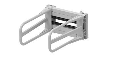Hvataljke za kvadratne bale EKO- D103 (podiznost 1 tona)